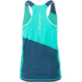 La Sportiva Drift - Camiseta sin mangas running Mujer - azul/Turquesa